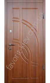 Металлическая входная дверь, модель 030