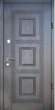 Двери металлические входные, модель «Luxor-M»
