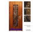 Входные деревянные двери: виды и особенности