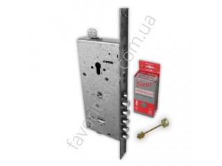 Входная дверь терминология: замок электромеханический